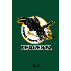 Tequesta Youth Mod Camo Hoodie