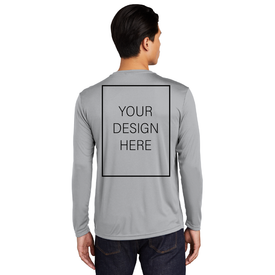 Roofing - Long Sleeve PosiCharge® Competitor™ Tee (4581333270606)