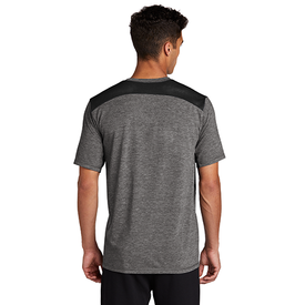 ST410 Sport-Tek ® PosiCharge ® Tri-Blend Wicking Draft Tee (4508955869262)