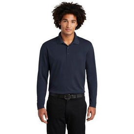 Sport-Tek PosiCharge RacerMesh Long Sleeve Polo. ST640LS (4852751237198)