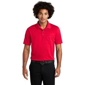 Sport-Tek PosiCharge RacerMesh Pocket Polo. ST640P (4852752253006)