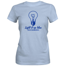 Autism Awareness T-Shirts (1928542584874)