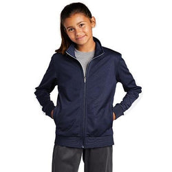 YST94 Sport-Tek ® Youth Tricot Track Jacket