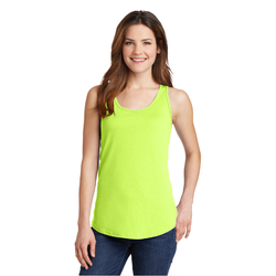 LPC54TT Port & Company® Ladies Core Cotton Tank Top (654951546922)
