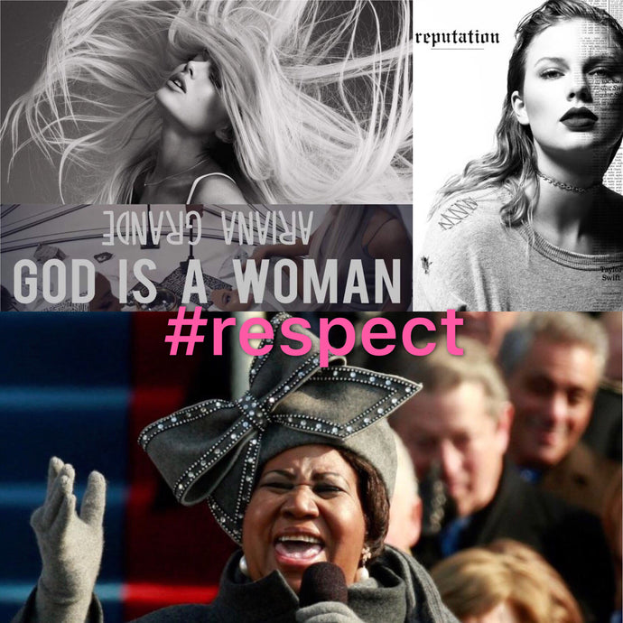 Anthems for Girl Empowerment: #respect #reputation #Godisawoman
