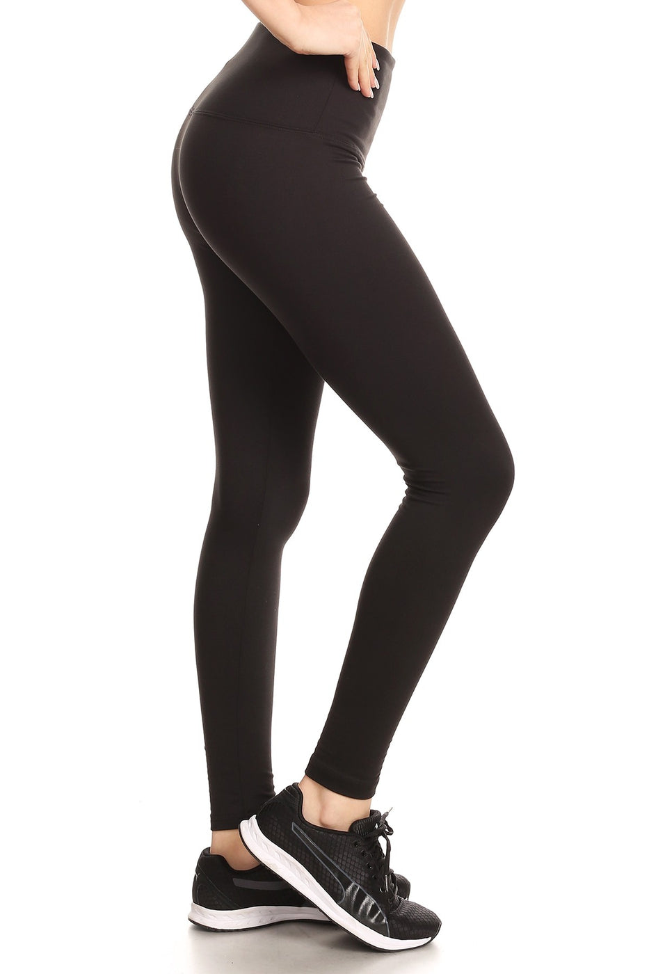 Black Leggings - Inward Beauty Boutique