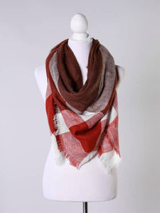 Cedarwood Scarf - Inward Beauty Boutique
