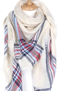 Winter Wonderland Scarf - Inward Beauty Boutique