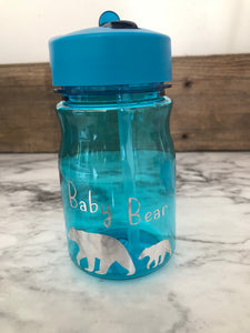 Baby Bear Tumbler - Inward Beauty Boutique