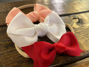 Double the Love Bow - Inward Beauty Boutique