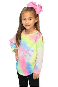 Tie Dye Top - Inward Beauty Boutique