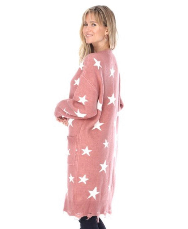 You are a Star Cardigan - Inward Beauty Boutique