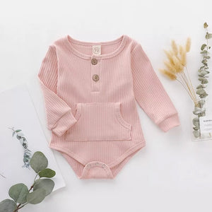 Ribbed Onsie - Inward Beauty Boutique