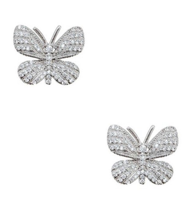 Butterfly Studs - Inward Beauty Boutique
