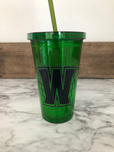 School Spirit Tumblers - Inward Beauty Boutique