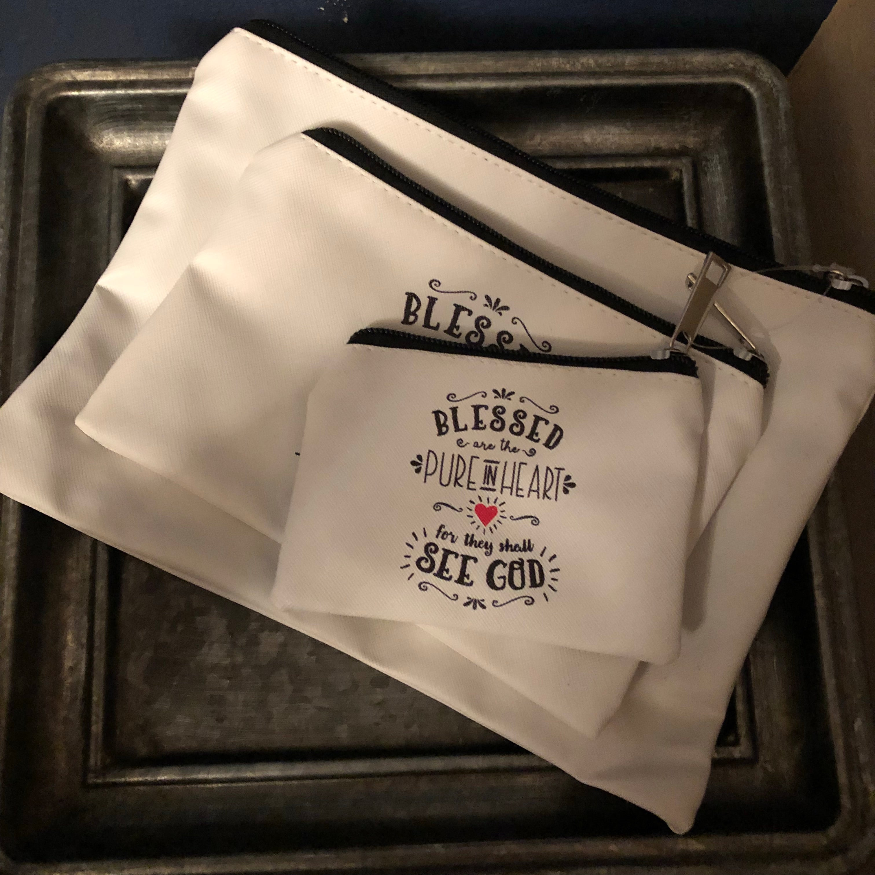 Set of 3 Blessed Bags - Inward Beauty Boutique
