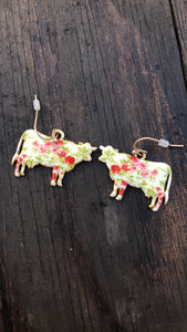 Animal & Floral Earrings - Inward Beauty Boutique