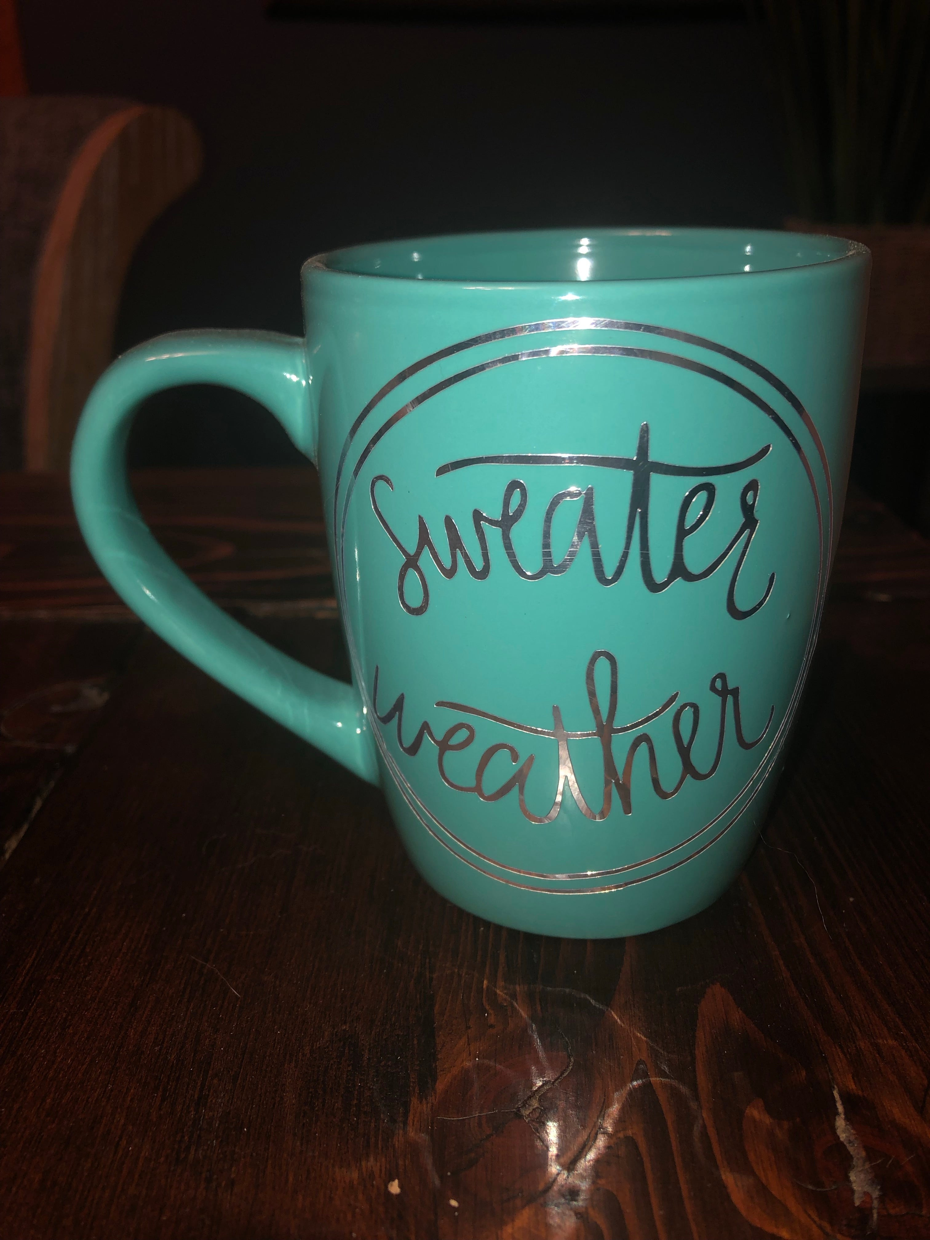 Sweater Weather Cup - Inward Beauty Boutique