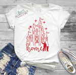 Walt and Mickey Home Tee
