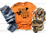 Best Night Ever Mouse Tee