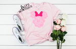 Rose Minnie Tee