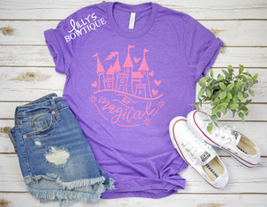 Be Magical Tee