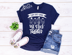 We Stick Together - Teacher Grade Team Shirt