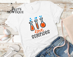 Love Sciences Tee
