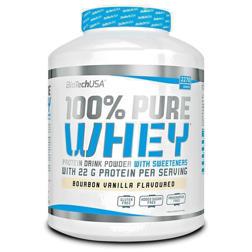 100% Pure Whey Biotech USA