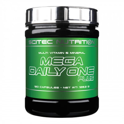 Mega Daily one plus 120 capsules