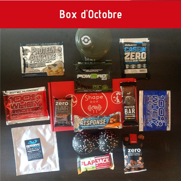 box de sport octobre 2019