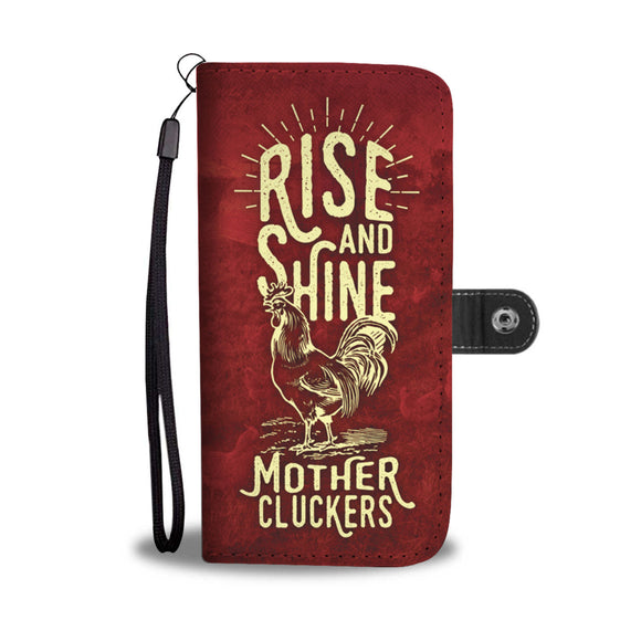 Morning Person Wallet Case