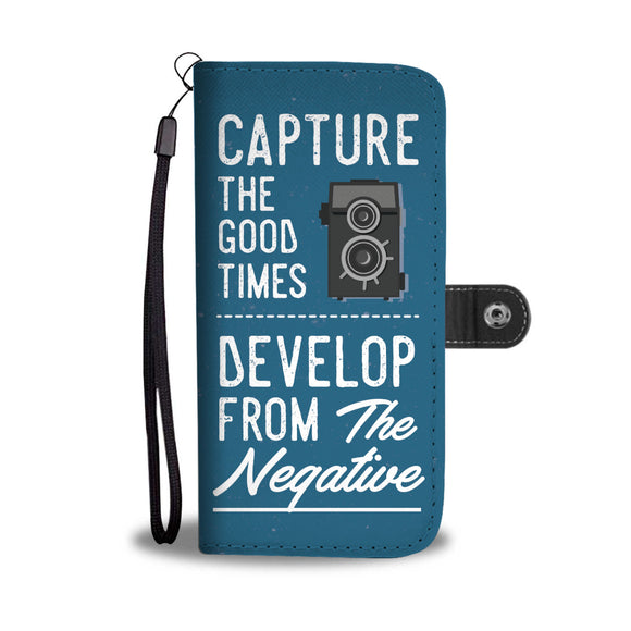 Photographer 2in1 Phone case / wallet