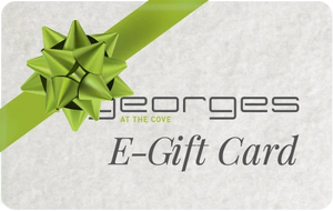 George's at the Cove E-Gift Card