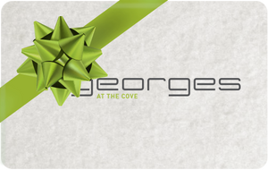 George's At The Cove Gift Card