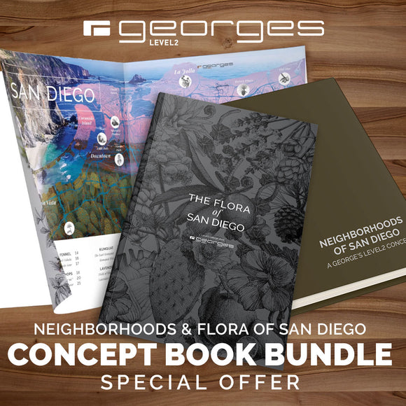 George's Level2 Concept Book Bundle