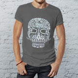 Galaxy Taco Sugar Skull Shirt