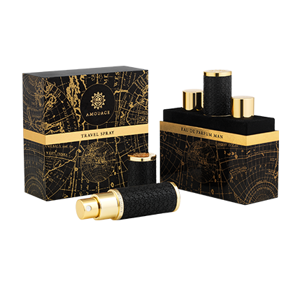 Amouage Reflection Travel Spray EDP M 3x10ml Refills - Niche Essence