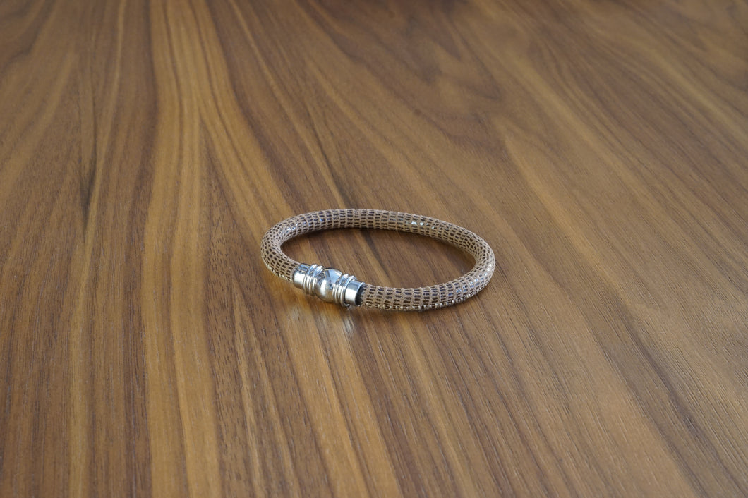 Davido Afnani Leather Bracelet