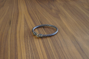 Davido Afnani Exotic Bracelet Snake Dark Brown