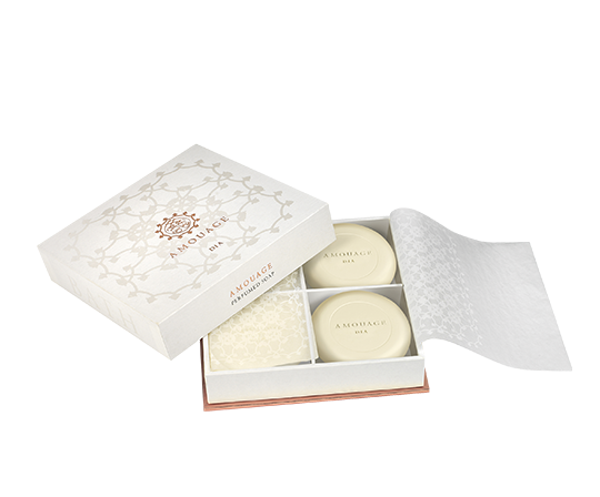 Amouage Dia Soap W 4x50g - Niche Essence