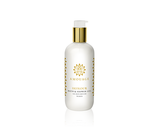 Amouage Honour Shower Gel W 300ml - Niche Essence