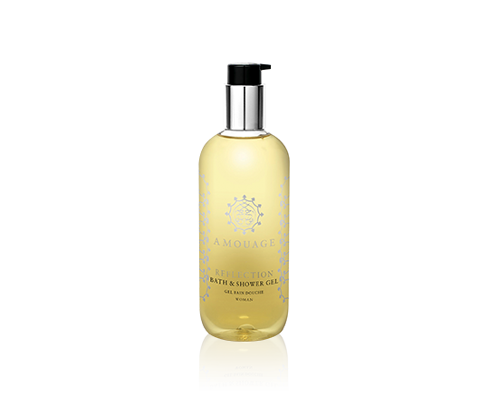 Amouage Reflection Shower Gel W 300ml - Niche Essence