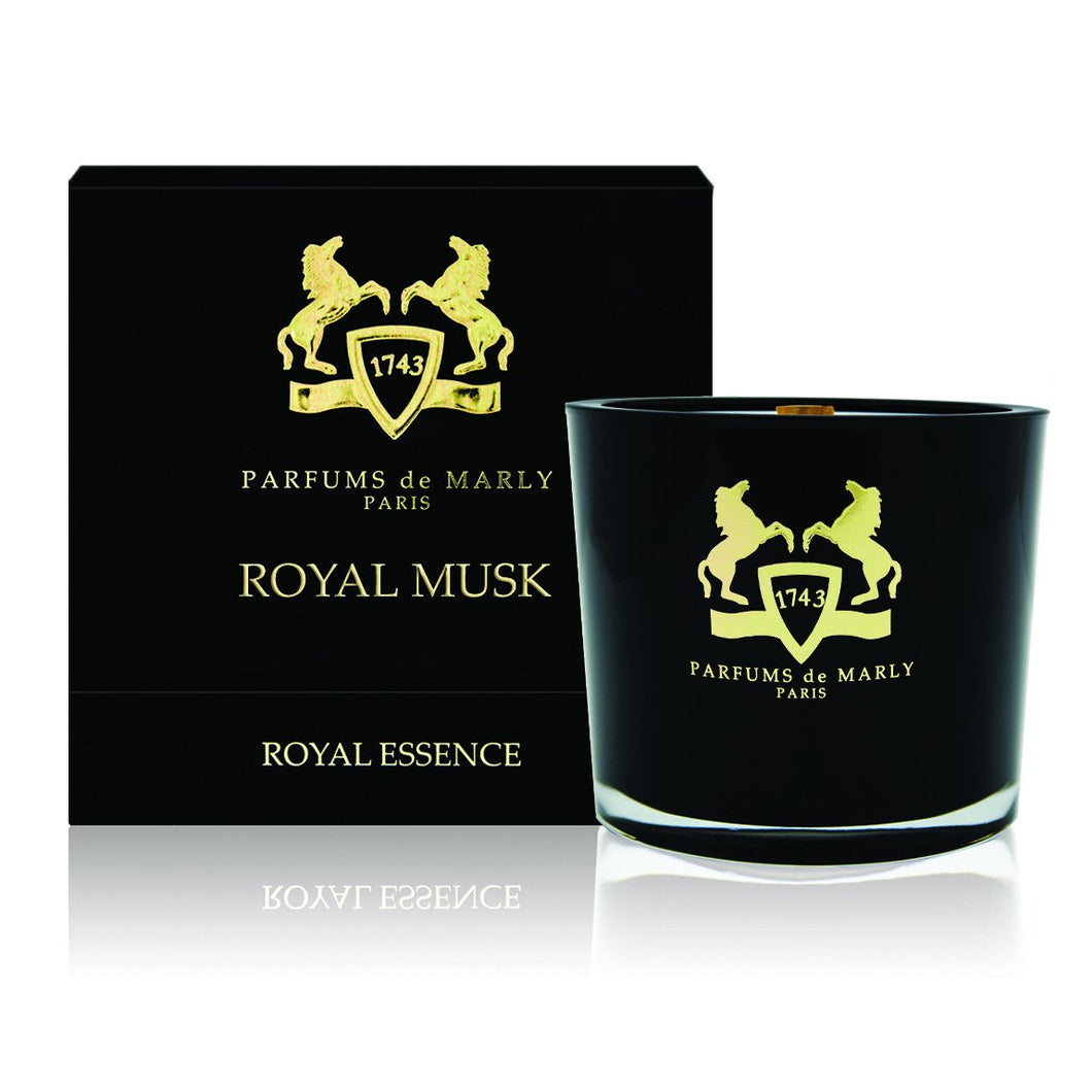 Parfums de Marly Royal Musk Candle - Niche Essence