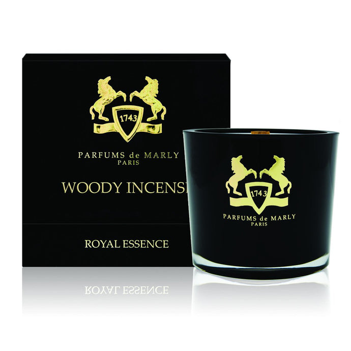 Parfums de Marly Woody Incense Candle - Niche Essence