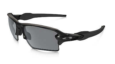 OAKLEY FLAK 2.0 XL OO9188-08 Polishd Black Iridium Polarized