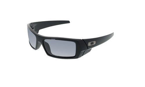 OAKLEY GASCAN 03-473 Matte Black Grey Sunglasses