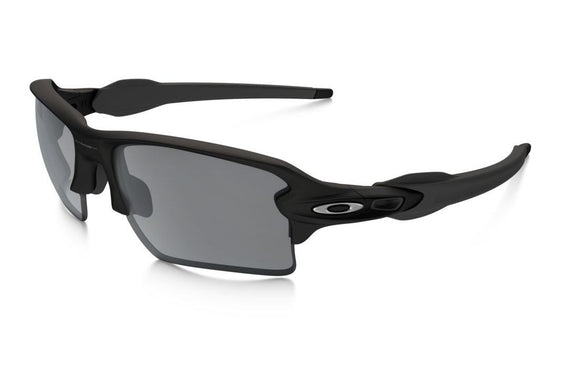 OAKLEY FLAK 2.0 XL OO9188-01 Matte Black Black Iridium Sunglasses