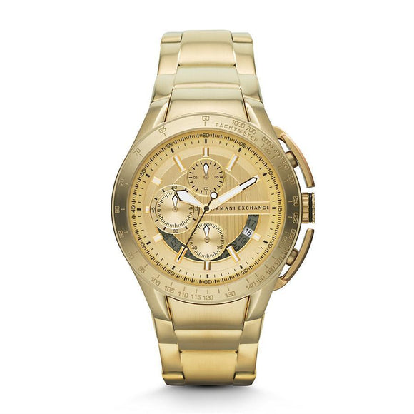 ARMANI EXCHANGE AX1407 Zero Light Gold Tone Dial