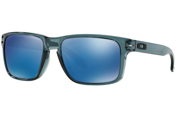 OAKLEY HOLBROOK OO9102-47 Crystal Black Ice Iridium Lens Sunglasses